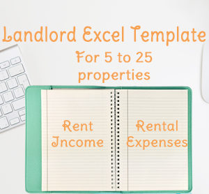 Landlord Excel Template