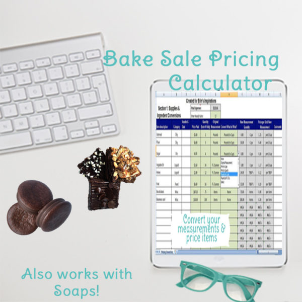 how to price baked goods  baking cost calculator
