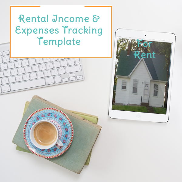 Rental Income And Expense Excel Spreadsheet, Property Management