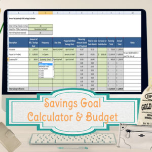 savings-goal-calculator-and-budget