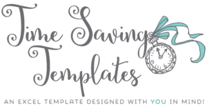 Time Saving Templates -