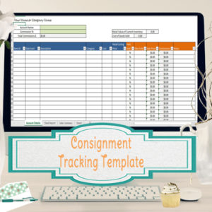 consignment-tracking-template