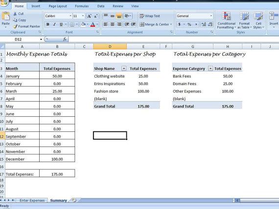 best business worksheet templates