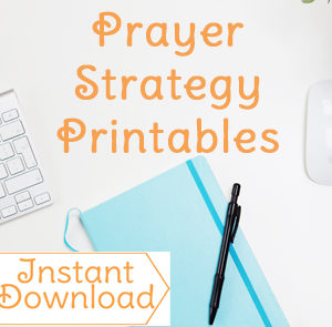 prayer-strategy-printables