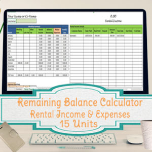 remaining-balance-calculator-for-landlord-template