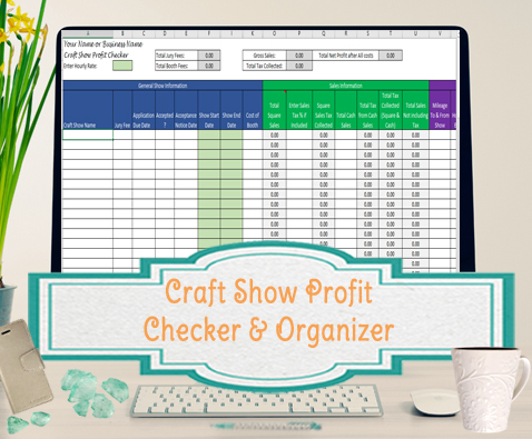 Craft Show Profit Checker