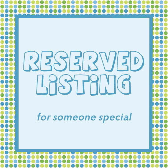 Reserved listing pic