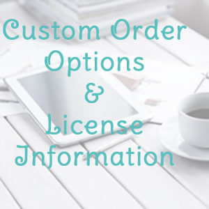Custom Options - Licenses
