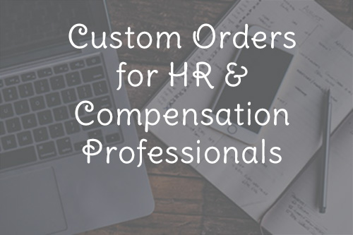 Custom orders for HR.Comp for website