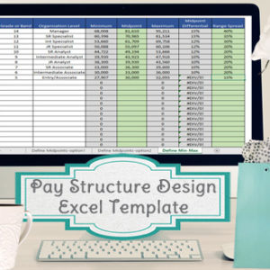 pay structure template Archives -