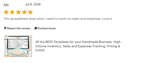 BEST template pkg review