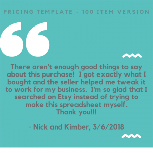 Copy of Price template review2
